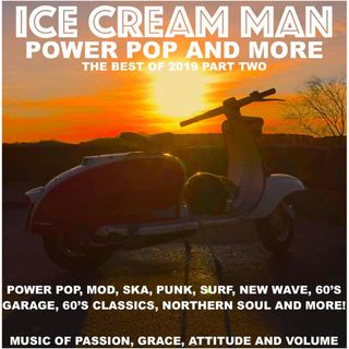 Ice Cream Man Power Pop And More #328
