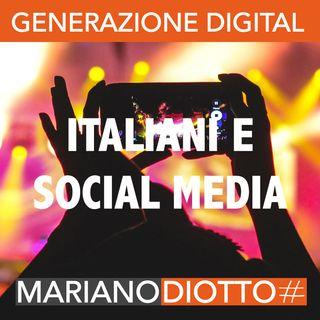 Puntata 59: Gli italiani e i social media