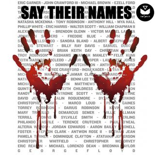 Say Their Names!