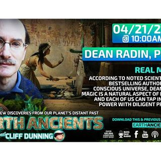 Dean Radin: Real Magic: Ancient Wisdom, Modern Science
