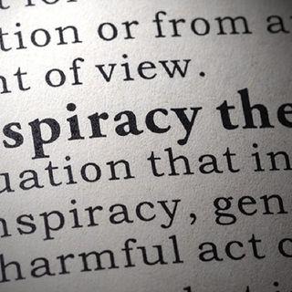 Conspiracy Theories Episode 23 - Koolykool's show