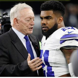 Should The Dallas Cowboys pay or trade Ezekiel Elliott?
