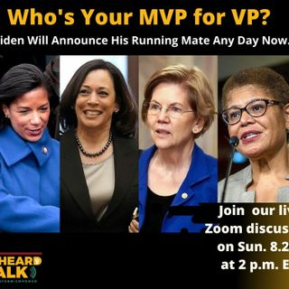 Who's Your MVP For VP