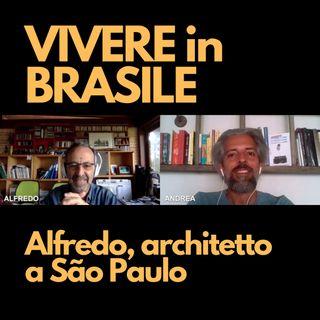 Alfredo, architetto a São Paulo