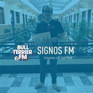SignosFM Entrevista con José Hoek