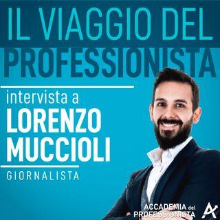 03 - Da giornalista ad ufficio stampa, intervista a Lorenzo Muccioli
