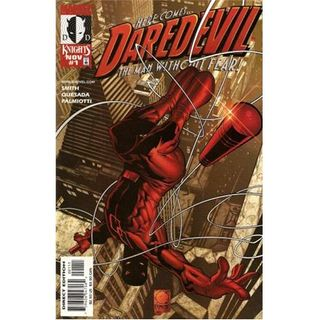 "Source Material #130 - Daredevil ""Guardian Devil"" (Marvel)(1998)"