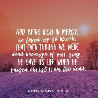 Give Thanks to the LORD, for He Is Good! For His Mercy Endures Forever