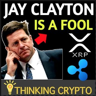 Ripple XRP & SEC - Jay Clayton Gets Ripped By Former SEC Commissioner Joseph Grundfest