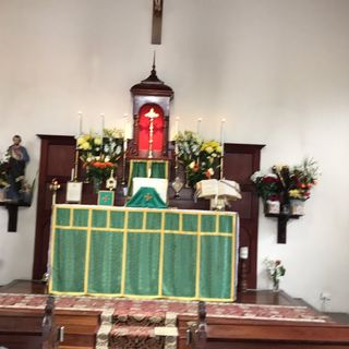 Traditional Latin Mass. Sunday 26 Sept at 2021. St Anne's, Perth, Australia. 18th  Sunday After Pentecost