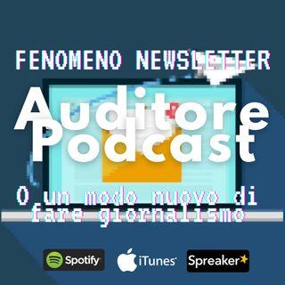 Episodio 07 - S03: Fenomeno Newsletter. O un modo nuovo di fare giornalismo (con Francesco Maselli)