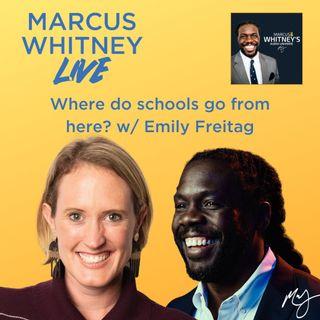 Marcus Whitney Live Ep. 13 - Emily Freitag