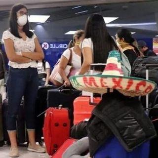 Regresan 43 mexicanos más; suman 9 mil 942 repatriados