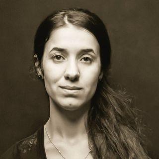 Simone Zoppellaro - Ritratto di Nadia Murad, Premio Nobel per la Pace 2018