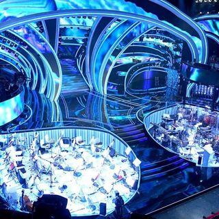 Sanremo 2021 Aiello canta Ora