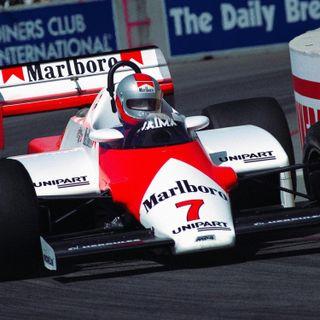 John Watson: Su mítico triunfo en el GP de Estados Unidos del Oeste de 1983 | Ep. 38