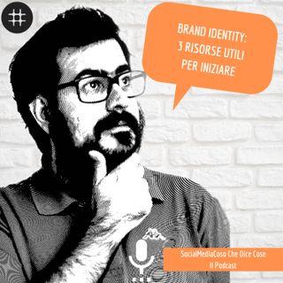Brand Identity: 3 Risorse Utili Per Iniziare