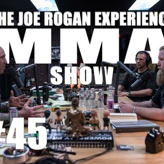 JRE MMA Show #45 with Justin Wren & Rafael Lovato Jr.