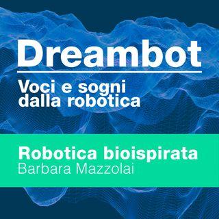 Robotica bioispirata - Barbara Mazzolai