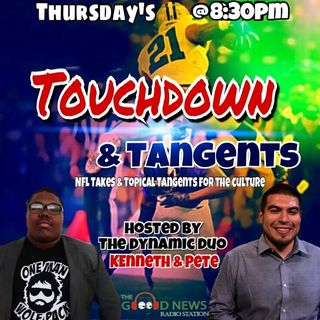 Touchdowns & Tangents: Episode 123 and such