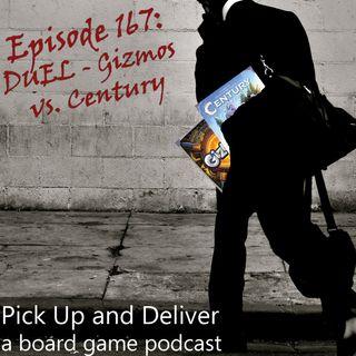 DUEL - Gizmos vs. Century: Golem Ediiton
