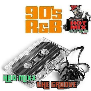 HOT MIXX The GROOVE Friday Hot Mix