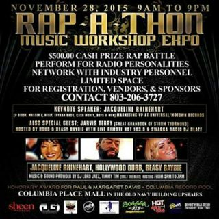 RAP-A-THON Music Workshop Expo Part 1