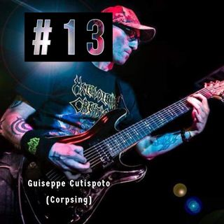#13 - Guiseppe Cutispoto (Corpsing)