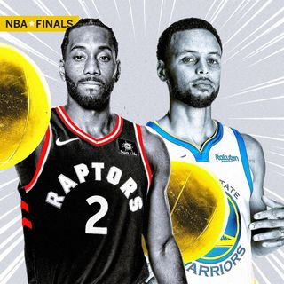 Episodio 5 - WARRIORS VS RAPTORS/  Mr. Answer