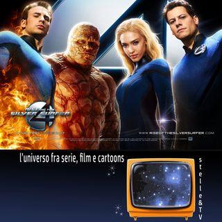 #33 Stelle&TV: Gli astronauti gemelli & I Fantastici 4
