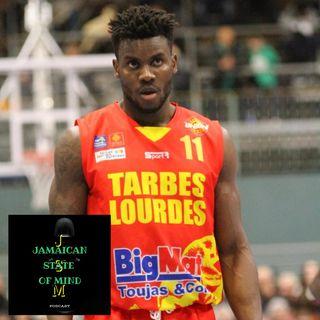 Ricardo Alliman: A Jamaican International pro Basketball player