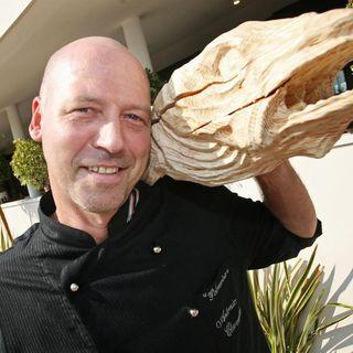 Antonio Chemello chef e presidente Pro Sandrigo - La ricetta del baccalà alla vicentina