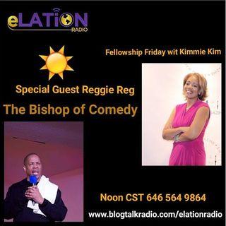 Fellowship Friday wit Kimmie Kim