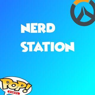Nerd Station podcast 1