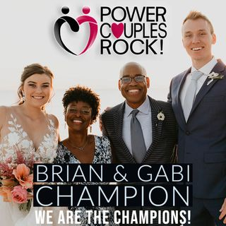 We Are The Champions! - Brian & Gabi Champion