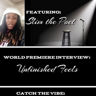 Poetry Worldwide#8 #PODCAST*** Unfinished Feels