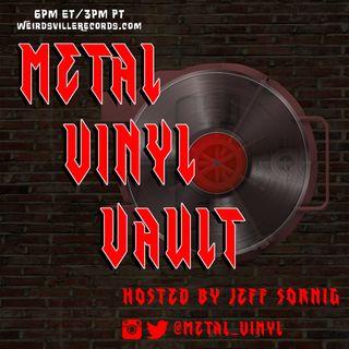 Metal Vinyl Vault - RSD 2019 Impromptu Show