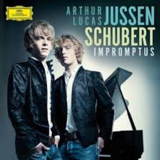 Arthur and Lucas Jussen - Fantasie in F minor Op. 103, D 940