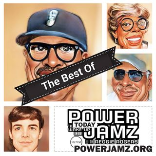 The Best of Power Jamz the Wake Up Show