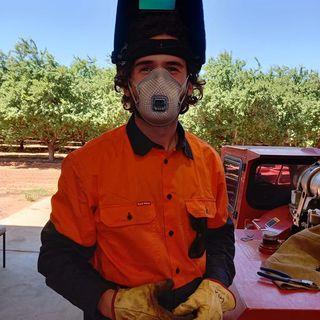 Ep.128 - Manutentore meccanico in farm, l'esperienza di Marco Mainente!
