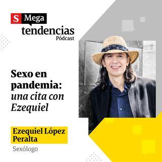 """""""La virtualidad te vuelve una persona más creativa en el sexo"""": Sexólogo Ezequiel López Peralta"""