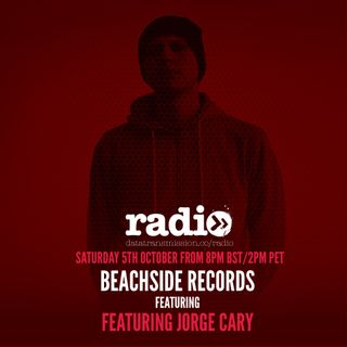 Beachside Records Radioshow Episodio # 023 by Jorge Cary