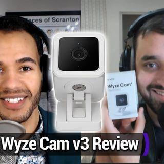 Smart Tech Today 56: Wyze Cam v3 Review