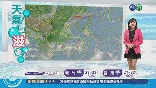 21:03 部分縣市豪雨特報 低窪地區慎防淹水 ( 2018-08-14 )