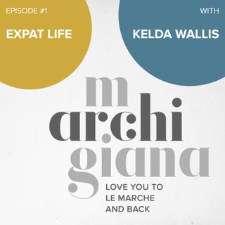 ep.1 | expat life with Kelda Wallis