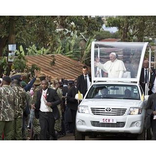 Pope Francis in Kenya,Uganda and Central African Republic