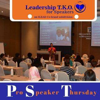 Yout Voice Impacts Your Success | Lakeisha McKnight | Pro Speaker Thursday