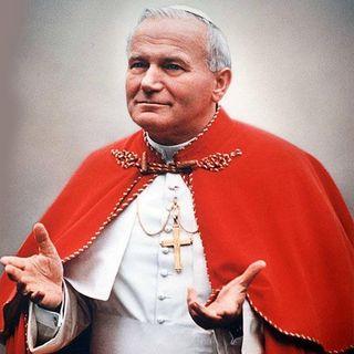 San Juan Pablo II, el Magno, Papa