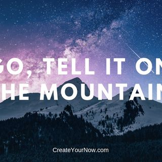 1422 Go, Tell It On The Mountain