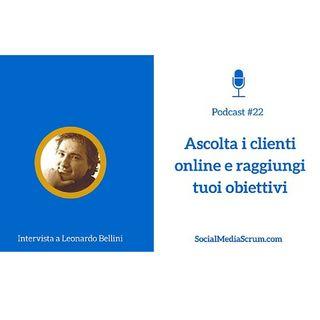 #22 Intervista Leonardo Bellini